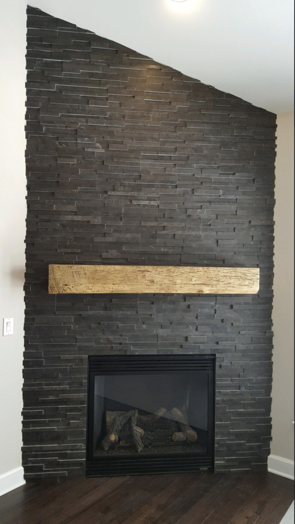 11 Stone Veneer Fireplace Surround Design Trends Where To Buy