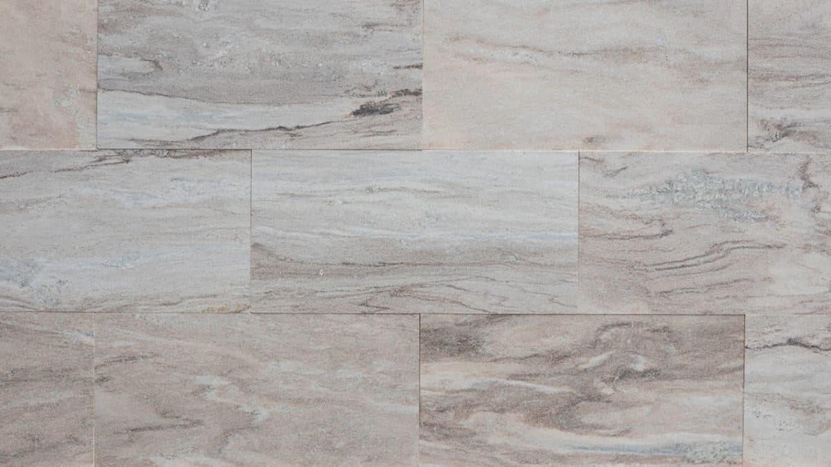 Berkshire Buff Honed 12x24 Tile Bathroom Accent Wall Realstone Systems
